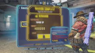 Borderlands 2 Hybrid weapon Save