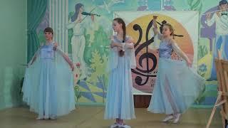 Сюжет от 12.11.2019: Акция в детской школе искусств