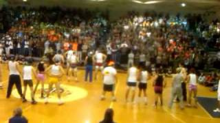 Douglas Freeman High School Pep Rally