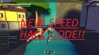 Roblox Swordburst 2| New Speed Hack Code 2018! (5/17/18)