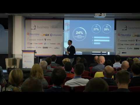 """E-Business Forum 2016 - přednáška Tomáše Bravermana na téma """"Loajalita českých zákazníků"""""""