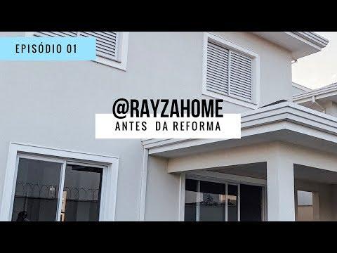 TOUR PELA CASA NOVA | RAYZA NICÁCIO