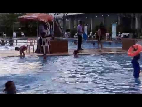 Swimming in Phnom Penh | Phnom Penh entertainment place 2016