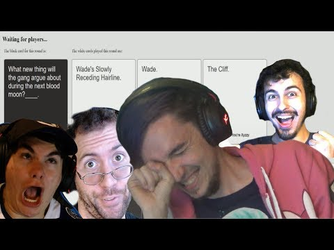 Salty Bois RETURN to CAH!