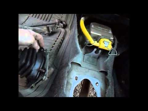 chevy metro shifter replacement how to youtube Chevrolet Tracker chevy metro shifter replacement how to
