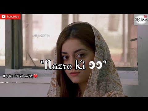 Teri Nazro Ki Taraf Nazre |  Girl I Need You Status,Rj Raj  Status,Romantic Status
