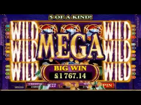 High Society Online Slot -  Microgaming, April 2014