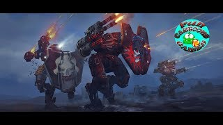 ВОЙНА РОБОТОВ! War Robots igra boi robotov. Бои роботов. Мультфильм для детей.