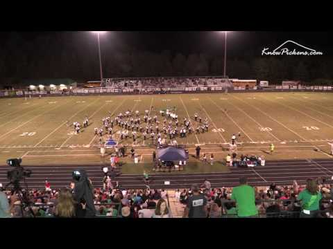 Pride of Pickens Band 2016