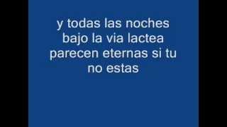 via lactea zoè (karaoke)