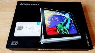 Lenovo YOGA 2 1050L подключаем YOTA