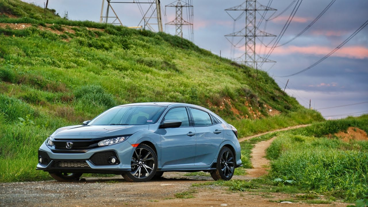 Is The 2017 Honda Civic Hatchback Sport A True Sports Car?
