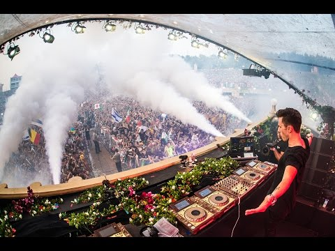 Nicky Romero Live at Tomorrowland Belgium 2016