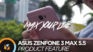 Maxing Our Life with the Asus Zenfone 3 Max 5.5