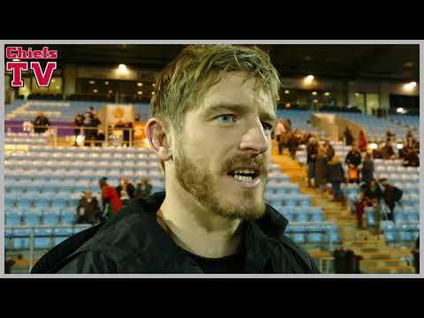 Chiefs TV - Gareth Steenson post Saracens