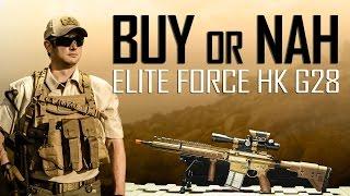 HK G28 - Buy or Nah - Bob the Axe Man's Opinion - Airsoft GI