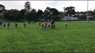 Jostian tackle ×3