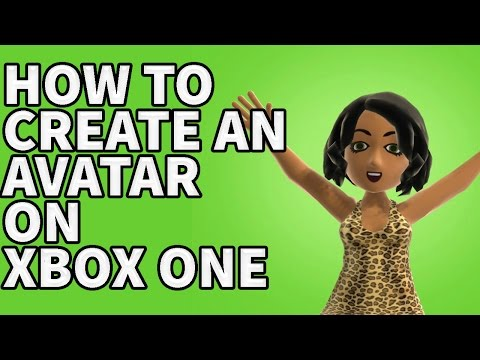 How To Customize Your Avatar On Xbox One