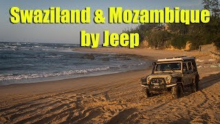 Swaziland & Mozambique by Jeep