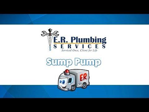 Sump Pump Services in Garland