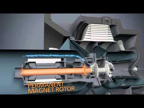 Regatta Presents Capstone C200 Microturbine in Motion
