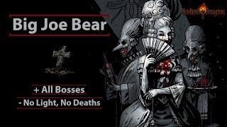 🐻 #1 Darkest Dungeon: 0 Light, 0 Deaths, 100% Bosses, Bloodmoon