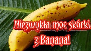 101.Skórki banana i ich zaskakujące zastosowanie