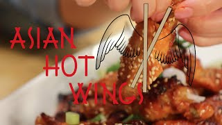 How To Make Asian Hot Wings