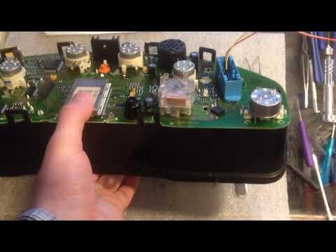 Проблема с дисплеем БК Audi A6 C5 (РЕШЕНО)