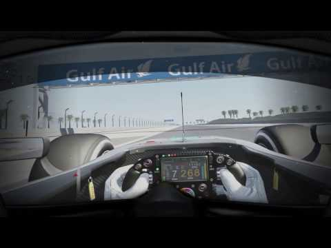 TurboNutters /Online Server In Formula Hybrid 2017@Bahrain /Drivers Eye