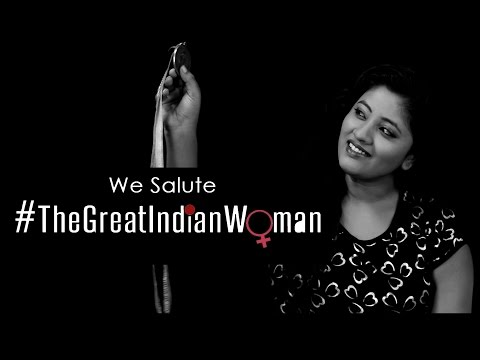 You're Special | We Salute The Great Indian Woman Happy International Women's Day 8th March 2018