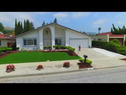 1064 Terra Noble Way – San Jose, CA 95132 by Douglas Thron drone real estate videos