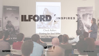 ilford inspires chuck kelton printing for saul leiter and life magazine