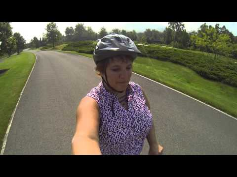 Segway tour at the Greenbrier Resort