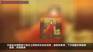 中國十大皇后排名,武則天第一