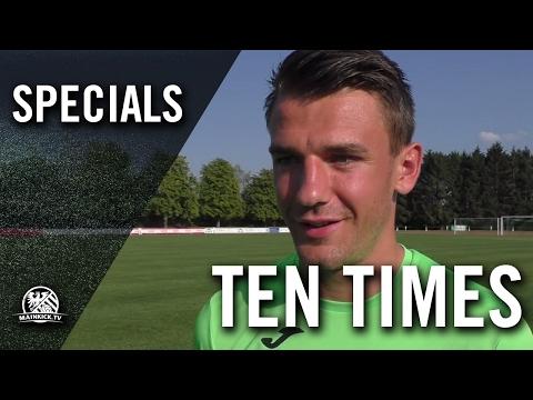 Ten Times mit Markus Müller (SC Teutonia Watzenborn-Steinberg) | MAINKICK.TV