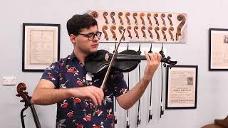 A Mezzo Forte 'Design Line' Violin | WA Music Co.