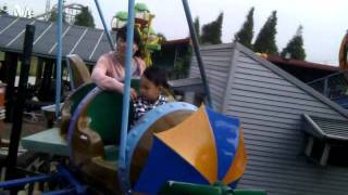 小人國主題樂園 - 飛飛機