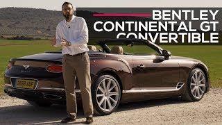 Al volante del nuevo Bentley Continental GT Convertible 2019   SoyMotor.com