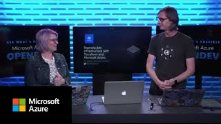 OpenDev 10.2017 | Reproducible infrastructure with Terraform and Microsoft Azure