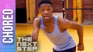 "Learn to Dance West's ""Hero"" Solo - The Next Step Choreography"
