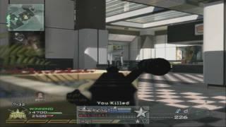 Call of Duty Modern Warfare 2 :: Team Deathmatch 4  (AUG HBAR)