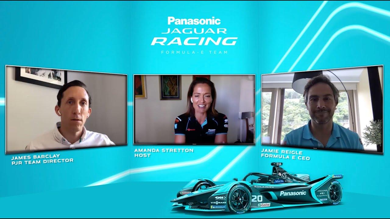 Panasonic Jaguar Racing | RE:CHARGE @ HOME Podcast | Episode 12