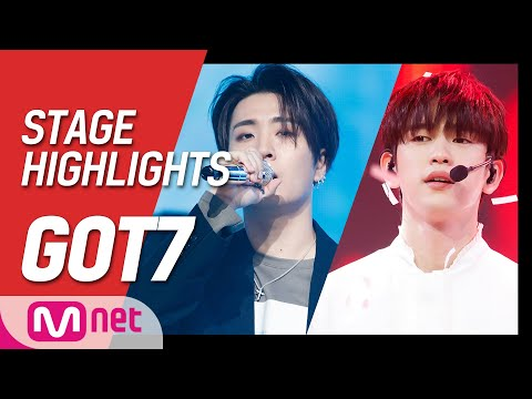 [comeback-stage-d-2]-'got7(갓세븐)-stage-highlights