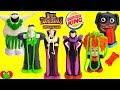 Collect 2018 Hotel Transylvania 3 Burger King Jr Fast Food Toys