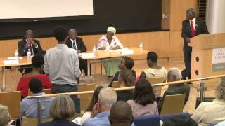 Starr Forum: Africa Rebooted: Science, Technology, and Innovations in Development
