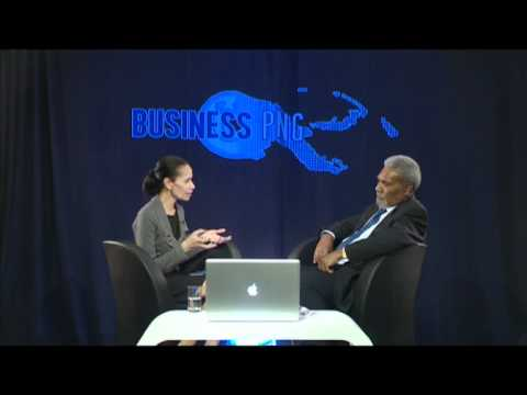 Business PNG_Interview with Sir Mekere Morauta.mov