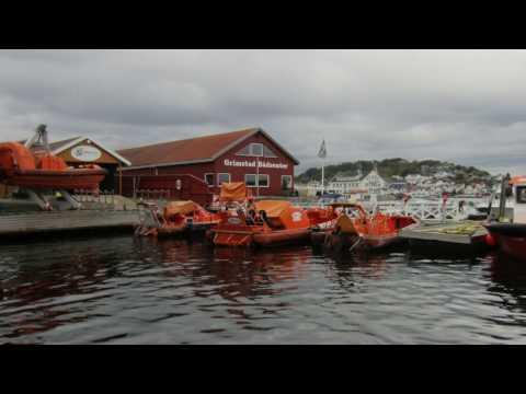 Kristiansand city Norway