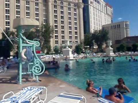 Paris las vegas pool youtube for Paris hotel pool