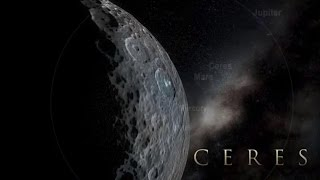 Young Cryovolcano on Ceres: NASA Dawn Mission